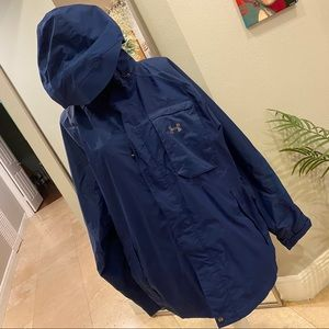 Under Armour Snowboarding Jacket With Hood